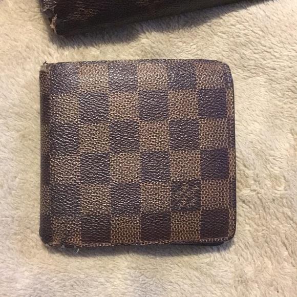 54294d98a938 Louis Vuitton Other - SALE✨LV damier ebene men s wallet